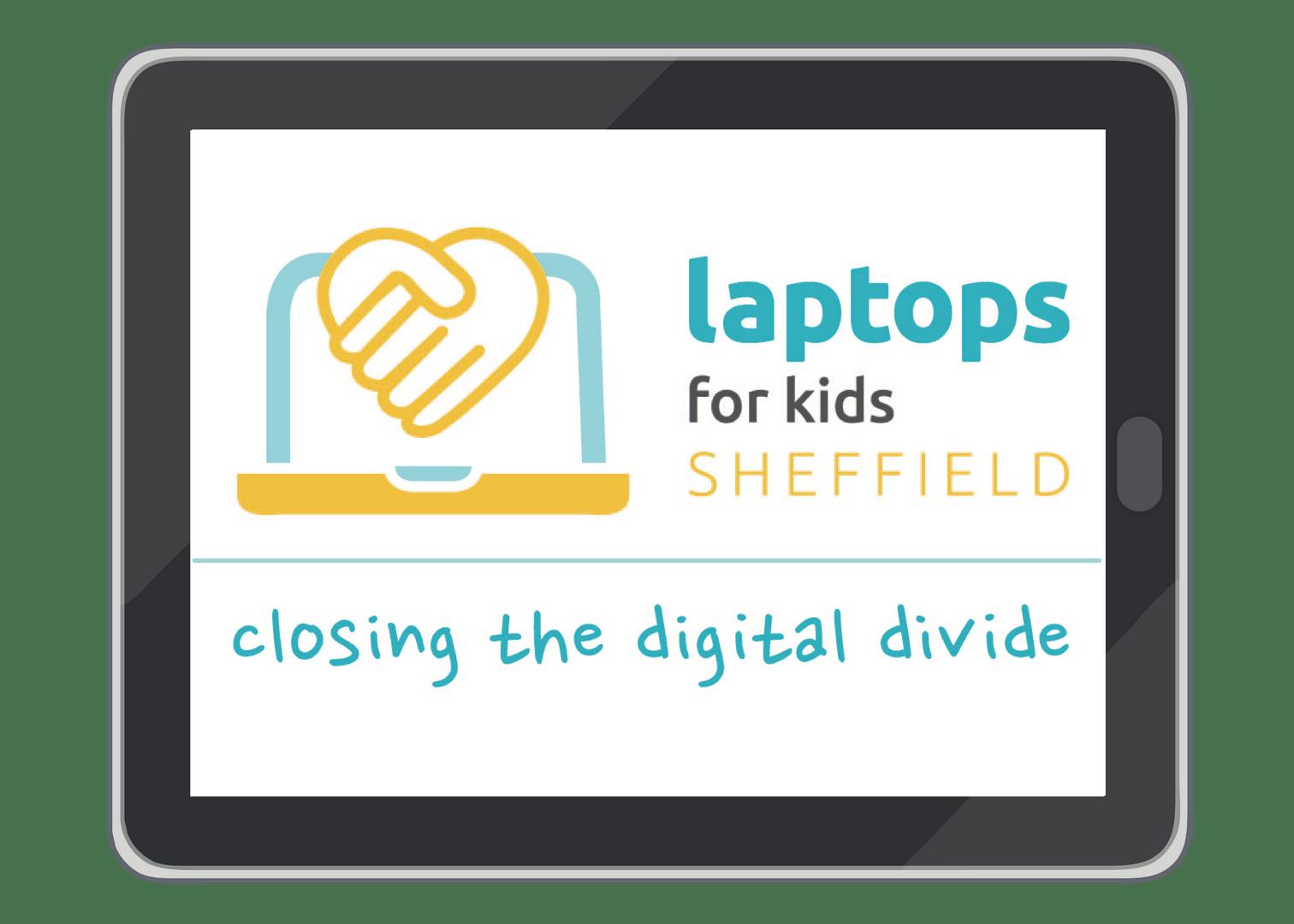 Laptops For Kids's Logo