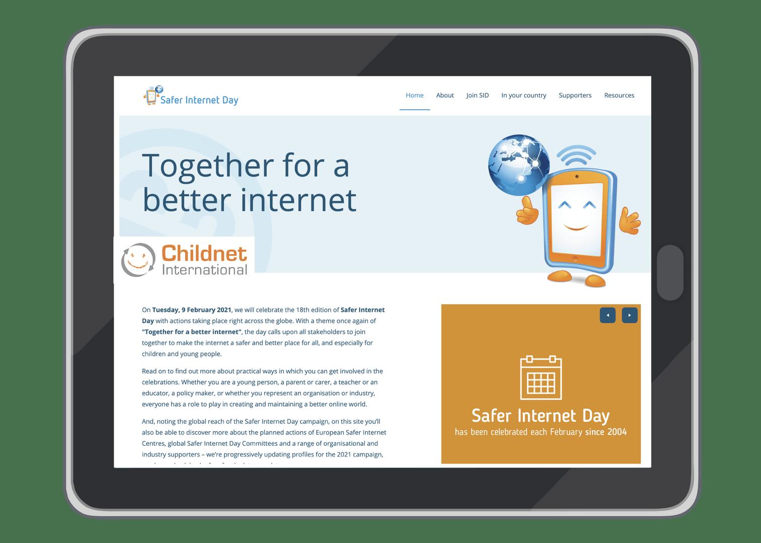 Childnet & Natterhub Image
